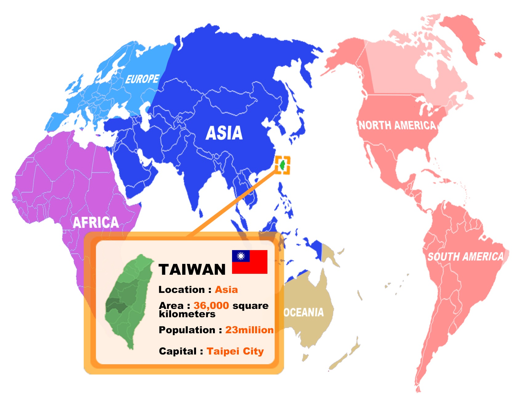 High Quality Taiwan Is Located In The Southeast Of The Asian Continent, Which Happens To  Be Situated In The Connecting Part Between The Eurasian Plate And The  Philippine ...